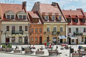 wycieczki szkolne Sandomierz
